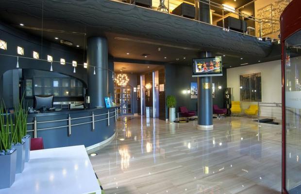 фотографии отеля Silken Amara Plaza изображение №23