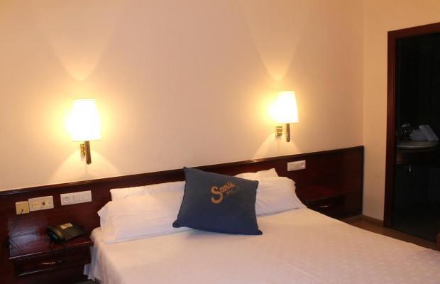 фотографии отеля Camparan Suites изображение №15