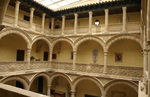 фотографии отеля Palacio de los Salcedo изображение №15