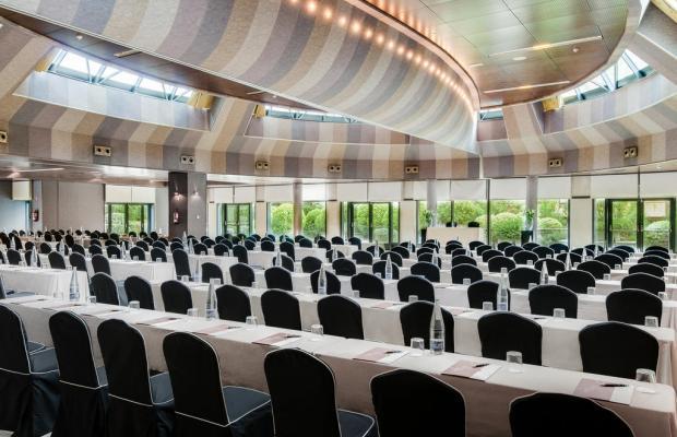 фотографии отеля Eurostars Suites Mirasierra (ex. Sheraton Madrid Mirasierra Hotel & Spa) изображение №11
