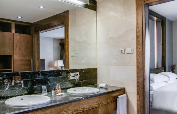 фото Eurostars Suites Mirasierra (ex. Sheraton Madrid Mirasierra Hotel & Spa) изображение №10