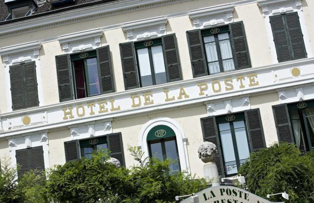 фотографии отеля Najeti Hotel De La Poste изображение №15