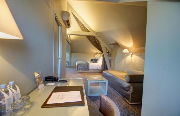 фотографии отеля Najeti Hotel De La Poste изображение №3