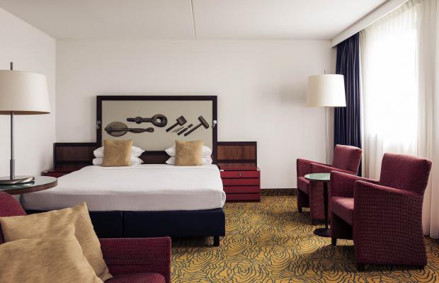 фотографии отеля Mercure Hotel Amsterdam City изображение №23
