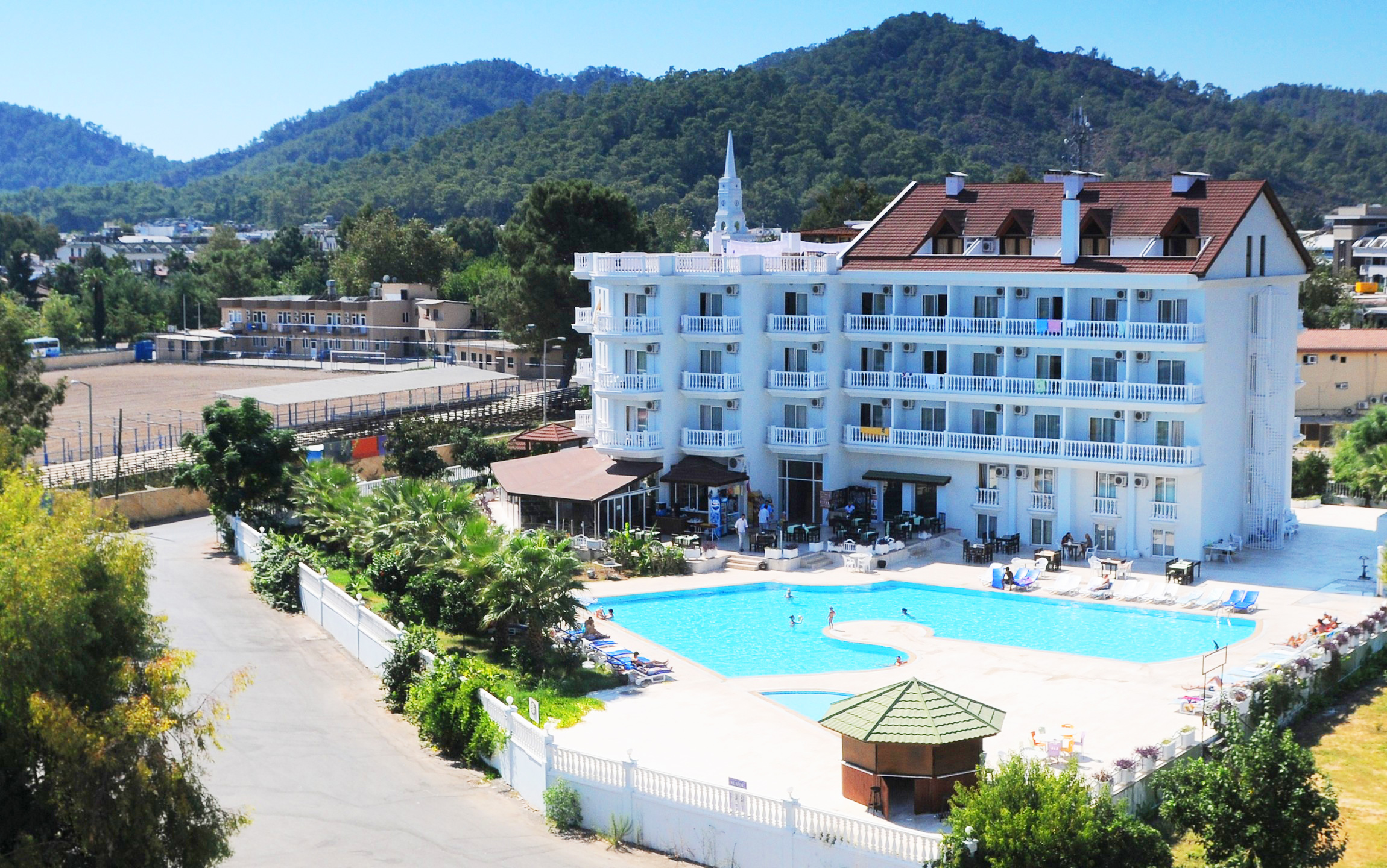 Hotel Adalin Resort 4 (Turkey, Kemer): photos, description, service and reviews of tourists 21