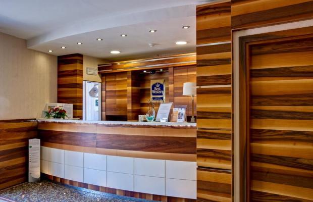 фотографии Best Western Hotel Riviera изображение №20