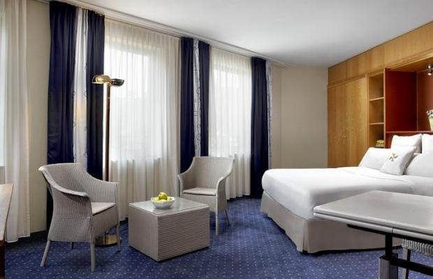 фотографии отеля Four Points by Sheraton Brussels изображение №7