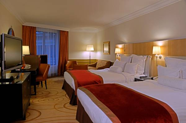 фотографии Marriott Hotel Champs-Elysees изображение №20