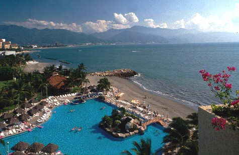 фото отеля CasaMagna Marriott Puerto Vallarta Resort & Spa изображение №5