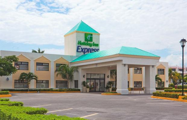 фотографии отеля Holiday Inn Express Zona Hotelera Cancun изображение №15