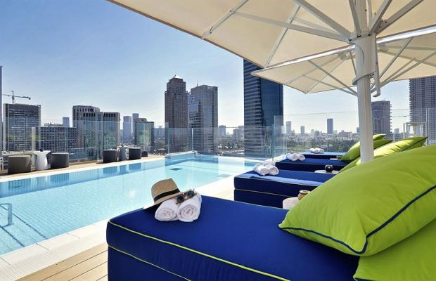 фото Hotel Indigo Tel Aviv - Diamond District изображение №18