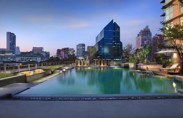 фото отеля Marriott Executive Apartments Sathorn Vista изображение №1