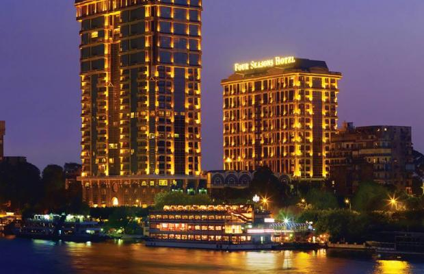 фото Four Seasons Hotel Cairo at The First Residence изображение №10
