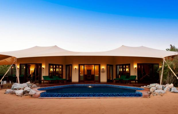 фото Al Maha a Luxury Collection Desert Resort & Spa  изображение №30