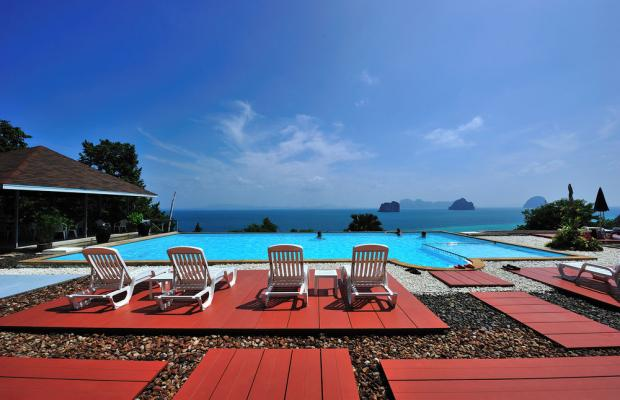 фото Koh Ngai Cliff Beach Resort (ex. The Chateau Hill Resort) изображение №42