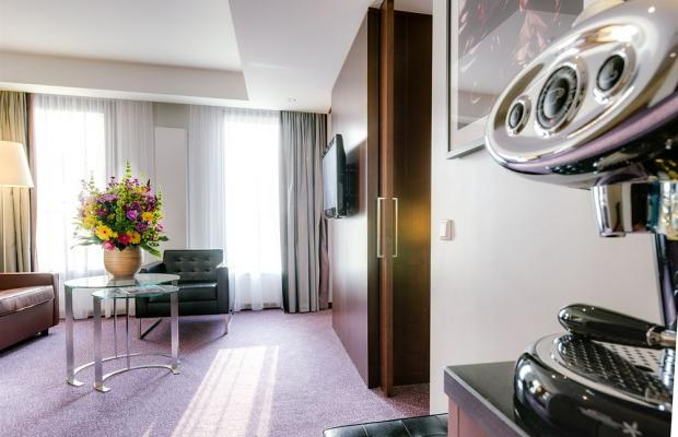 фото отеля Crowne Plaza Amsterdam South изображение №41