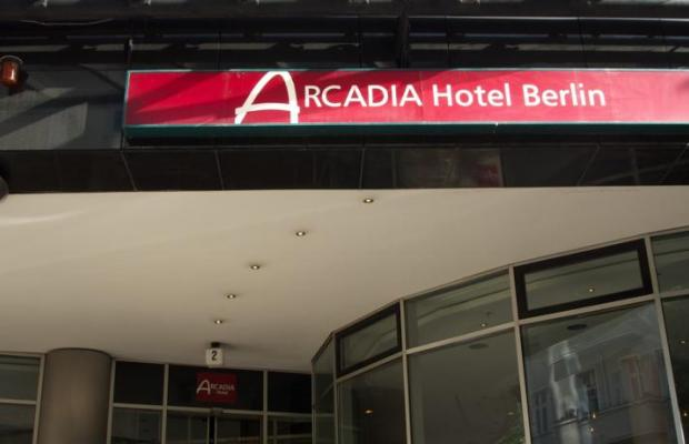 фотографии отеля Arcadia Hotel Berlin (ex. Mercure City Ost; Tulip Inn) изображение №35