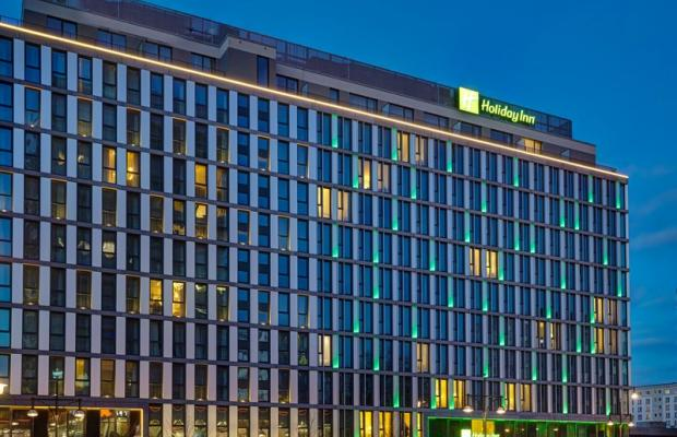 фото отеля Holiday Inn Berlin - Centre Alexanderplatz изображение №37