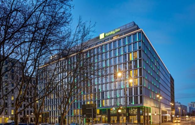 фотографии отеля Holiday Inn Berlin - Centre Alexanderplatz изображение №39