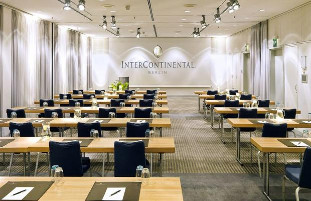фотографии InterContinental Berlin изображение №52