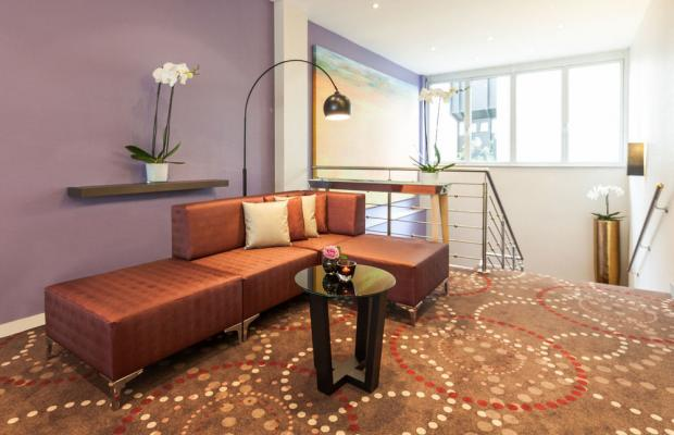 фотографии отеля Leonardo Hotel Munich City North (ex. Mayerhof) изображение №11