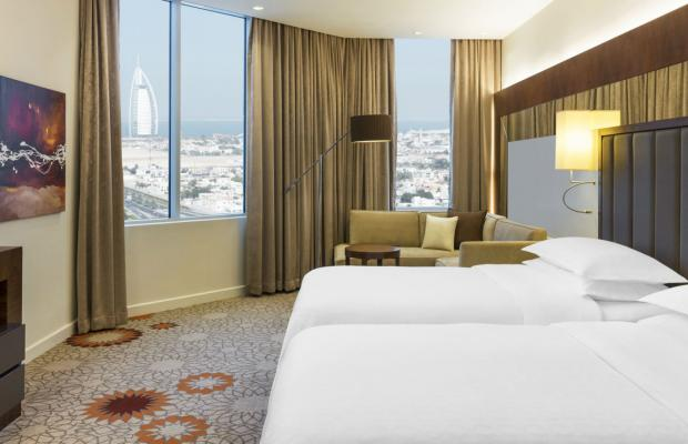 фото отеля Sheraton Dubai Mall of the Emirates (ex. Pullman Dubai Mall of the Emirates) изображение №21