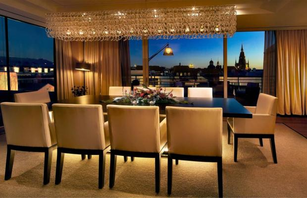фотографии отеля The Mark Luxury Hotel Prague (ex. Kempinski Hotel Hybernska Prague) изображение №7