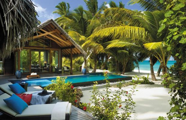 фотографии отеля Shangri-La Villingili Resort & Spa изображение №7