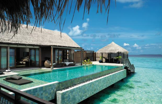 фотографии отеля Shangri-La Villingili Resort & Spa изображение №19
