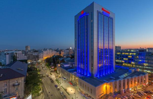 фото отеля Sheraton Bucharest Hotel (ex. Howard Johnson Grand Plaza Hotel) изображение №13