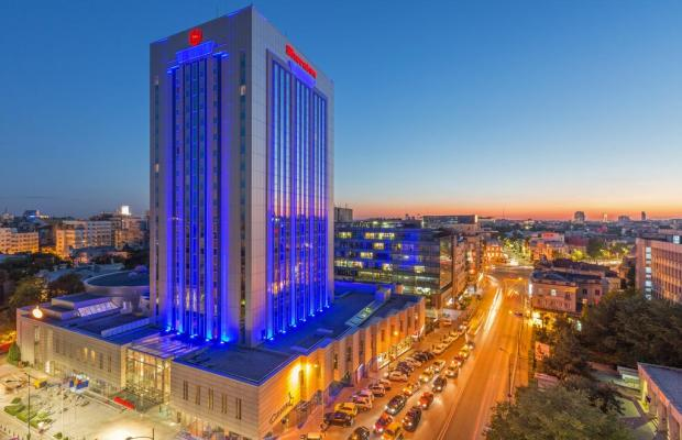 фотографии отеля Sheraton Bucharest Hotel (ex. Howard Johnson Grand Plaza Hotel) изображение №23