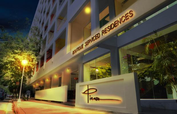 фото отеля The Picasso Boutique Serviced Residences изображение №1