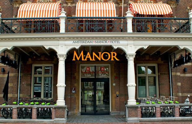 фотографии отеля Hampshire Hotel - The Manor Amsterdam (ex. Eden Amsterdam Manor) изображение №15
