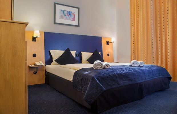 фотографии отеля Comfort Hotel Frankfurt City Center изображение №3
