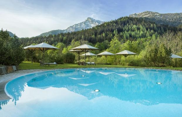 фото отеля Kempinski Hotel Berchtesgaden (ex. InterContinental Resort) изображение №29