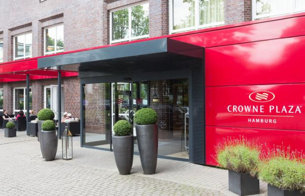 фотографии Crowne Plaza Hamburg - City Alster изображение №28