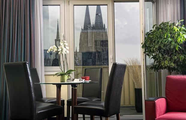 фотографии Wyndham Koeln (ex. Best Western Grand City Hotel Koeln; Four Points by Sheraton Central Koeln) изображение №12