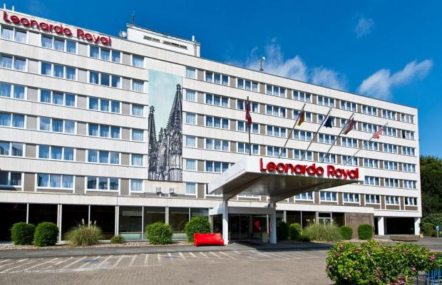 фото отеля Leonardo Royal Hotel Koln - Am Stadtwald (ex. Holiday Inn Am Stadtwald; Queens) изображение №1