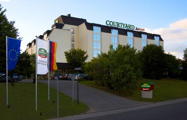 фотографии Courtyard by Marriott Wiesbaden-Nordenstadt (ех. Ramada Hotel Wiesbaden-Nordenstadt) изображение №28