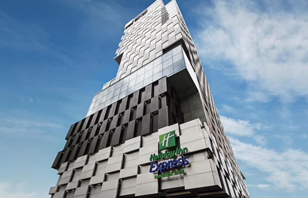 фото отеля Holiday Inn Express Bangkok Siam изображение №1