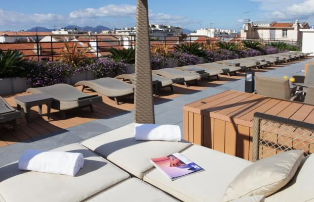 фотографии отеля Best Western Le Patio des Artistes (Quality Embassy Cannes; Embassy) изображение №51