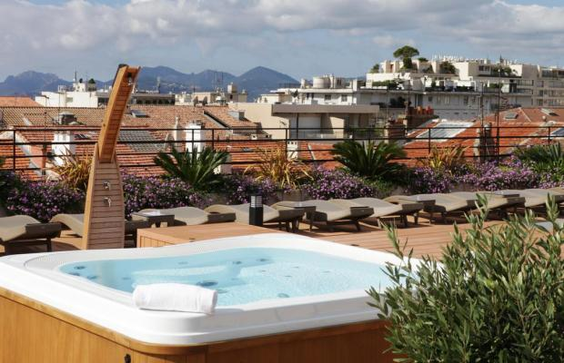 фотографии отеля Best Western Le Patio des Artistes (Quality Embassy Cannes; Embassy) изображение №3