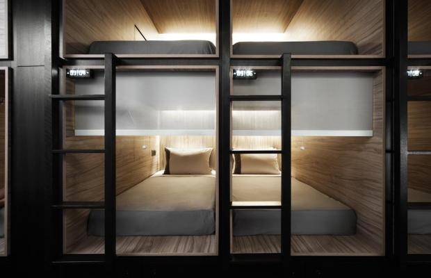 фото The Pod - Boutique Capsule Hotel изображение №22