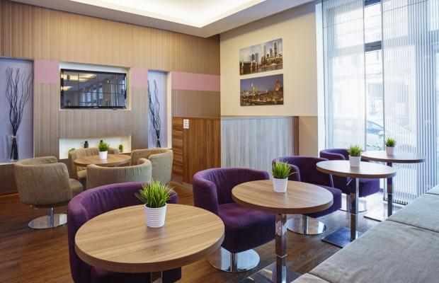 фотографии Holiday Inn Express Frankfurt City - Hauptbahnhof изображение №12