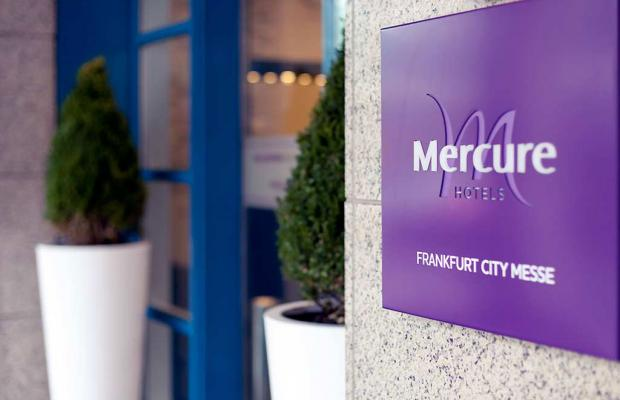 фото отеля Mercure Hotel Frankfurt City Messe изображение №1