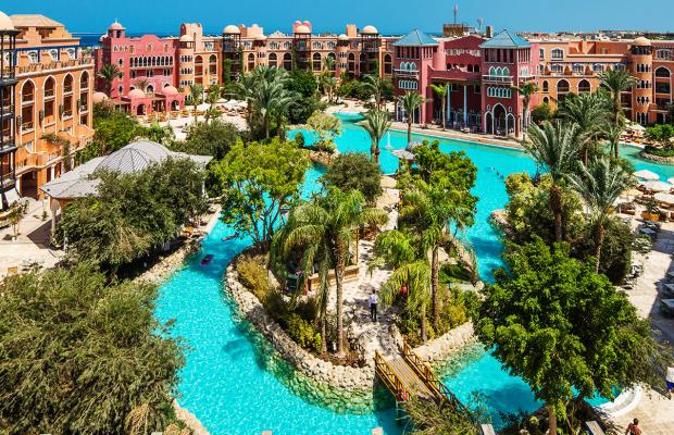 фотографии отеля Grand Resort Hurghada by Red Sea Hotels изображение №19