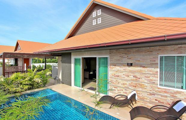 фотографии The Ville Jomtien Pool Villa изображение №12