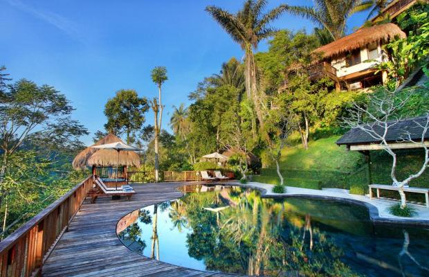 фото отеля Nandini Bali Jungle Resort & Spa изображение №1