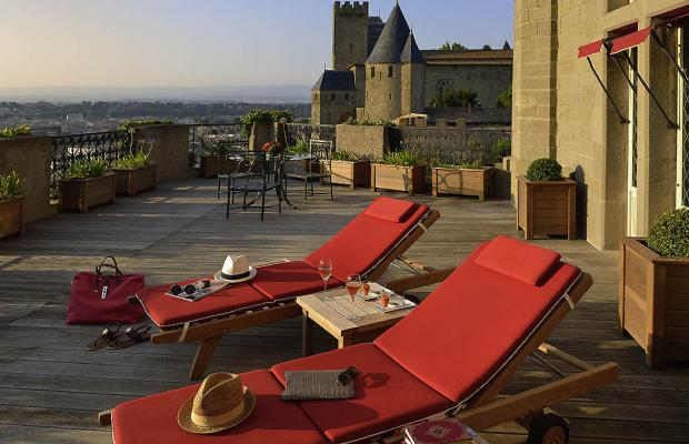 фотографии Hotel de la Cite Carcassonne - MGallery Collection изображение №12