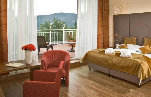 фотографии отеля Balance - Das 4 Elemente Spa & Golf Hotel am Worthersee изображение №19